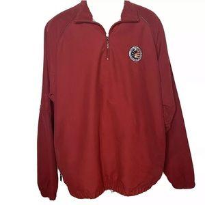 US Open Pinehurst Embroidered Golf Jacket XL